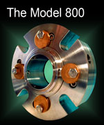 The Model 800- Single Gasl Seal